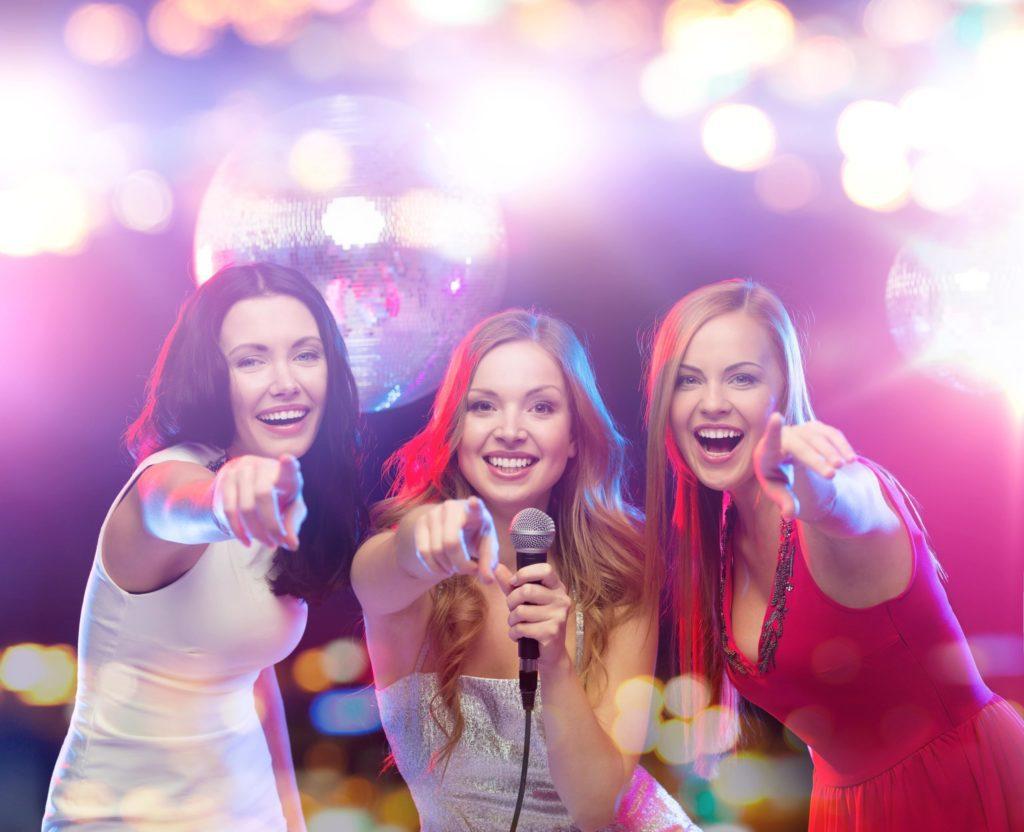 karaoke despedida de soltera